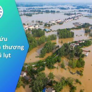 sơ cấp cứu trong lũ lụt